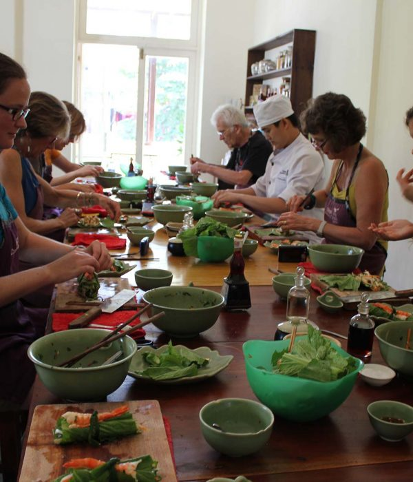 Cooking course / class in Saigon / Ho Chi Minh City