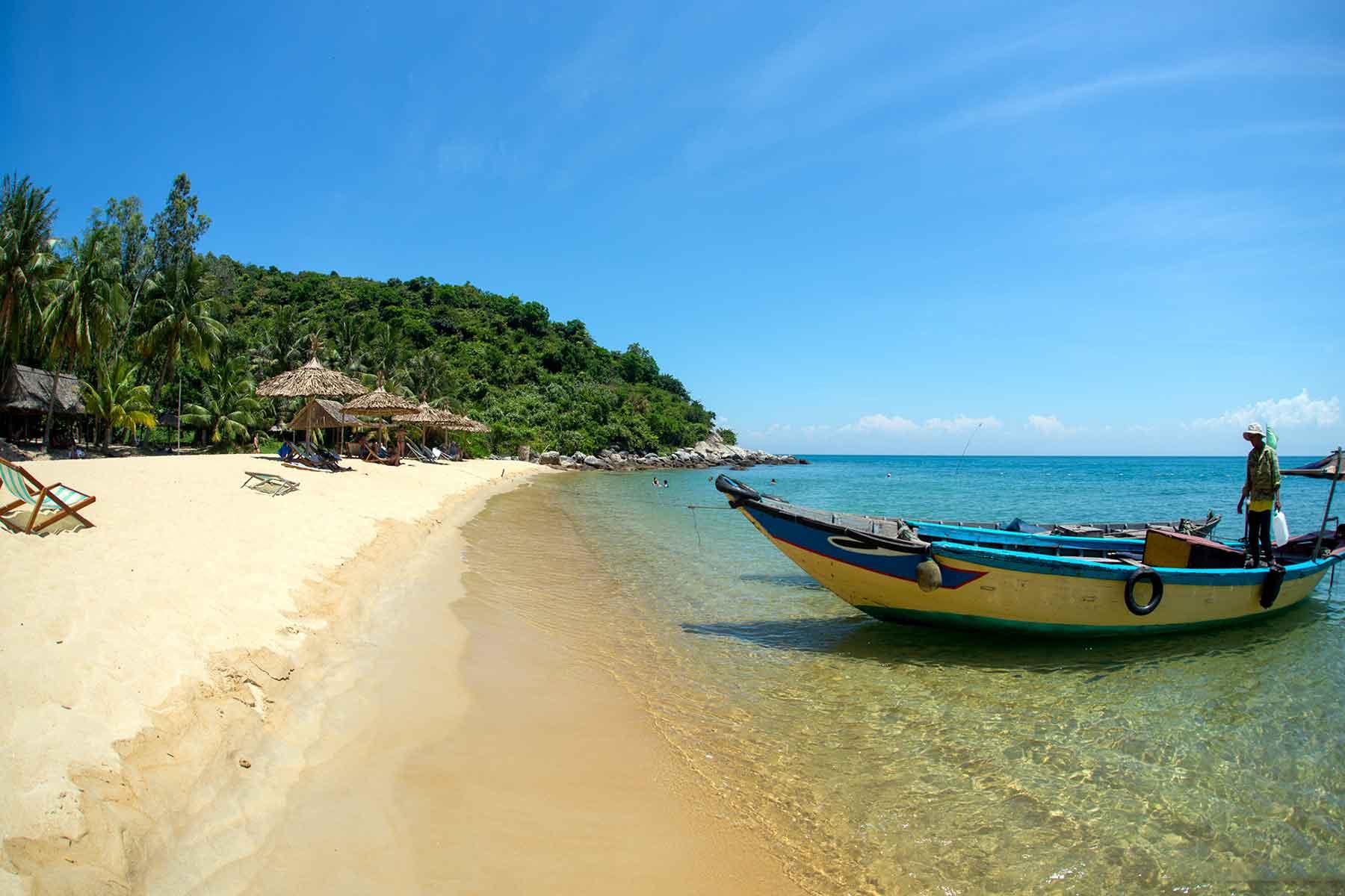 Cham Island tour from Da Nang