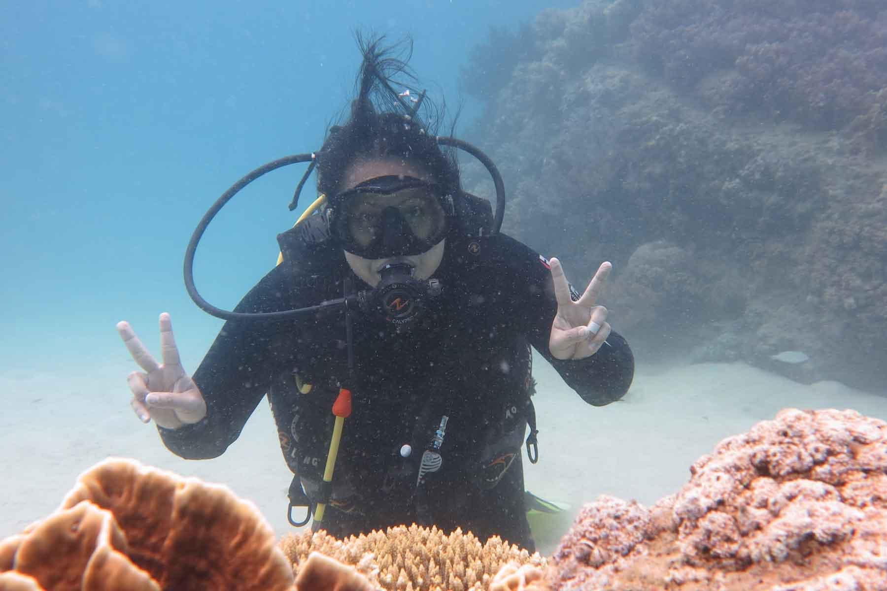 Diving tour Nha Trang