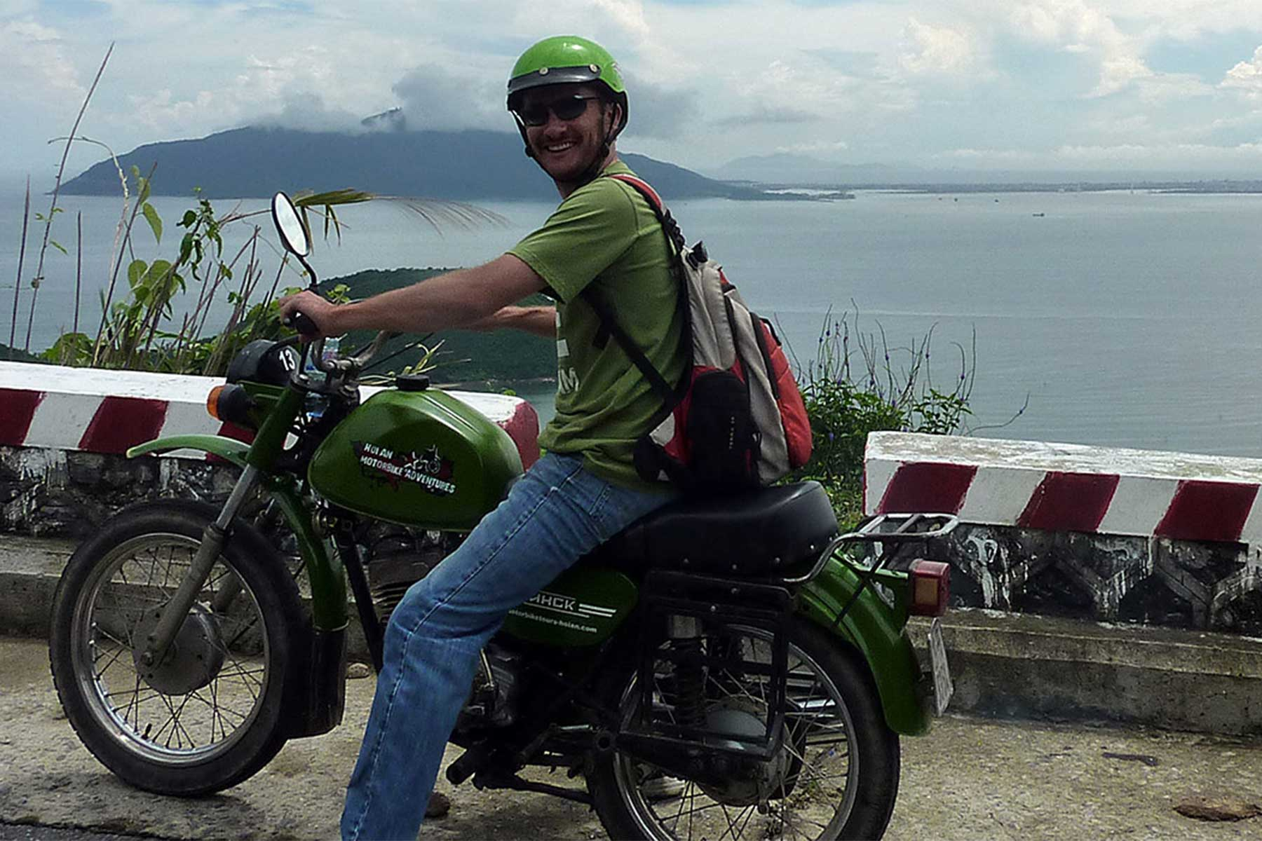 Hai Van pass Hoi An day tour