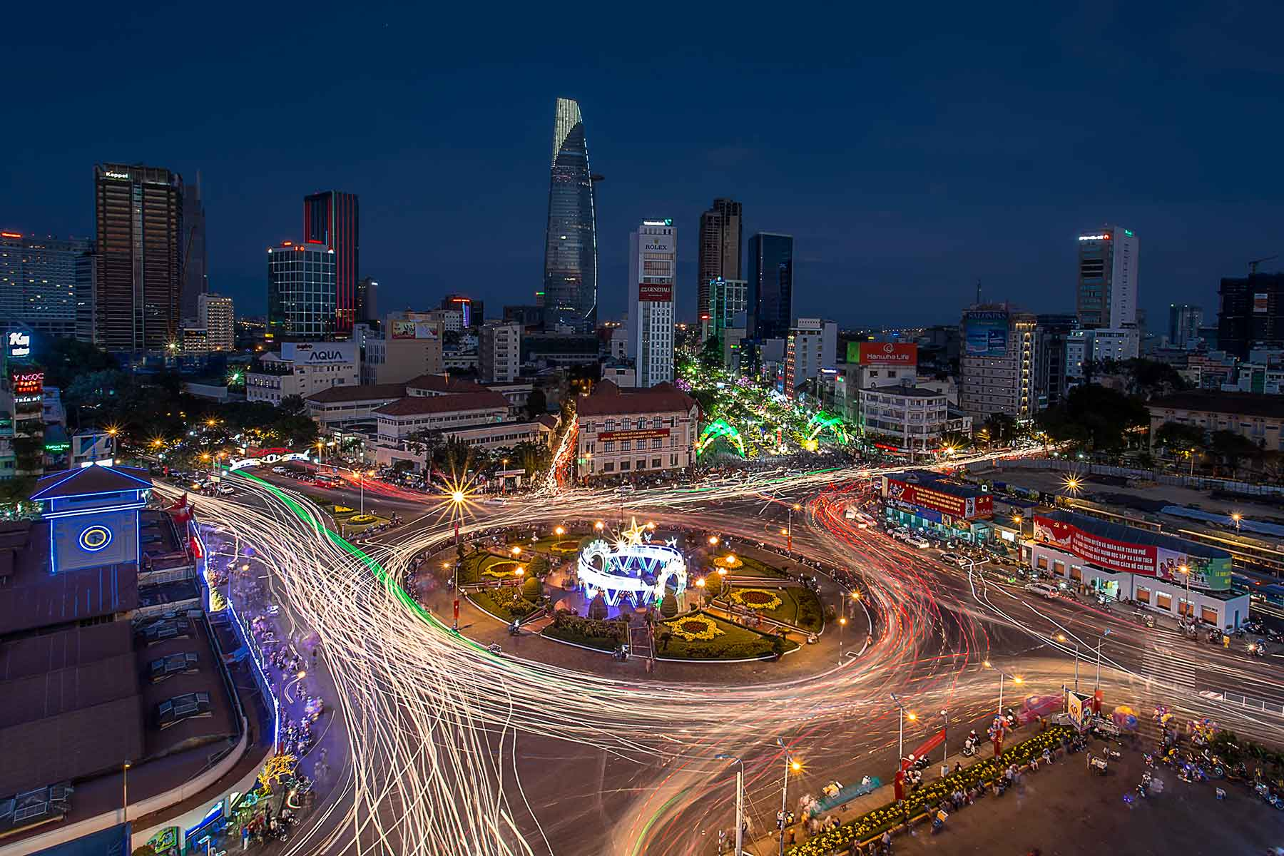 Ho Chi Minh City travel guide