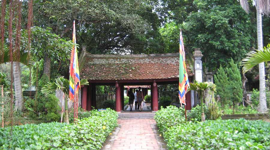 Hoa Lu buildings
