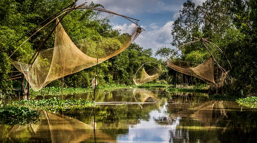boat trip in the Mekong Delta in Vietnam top 10 things to do