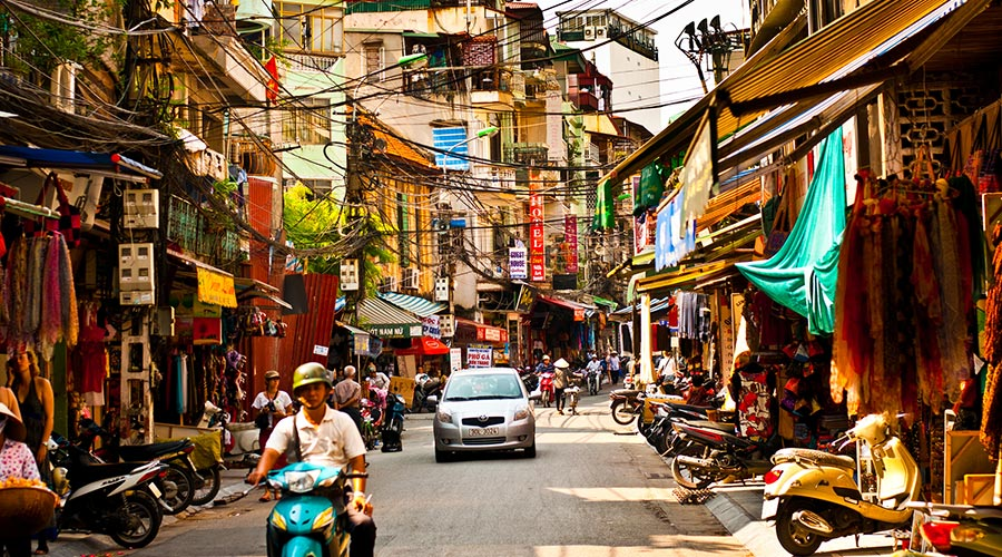 Discover Old Quarter in Hanoi in Vietnam top 10 things to do