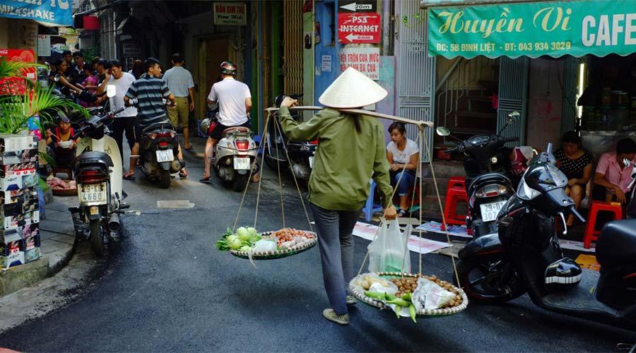 Hanoi Old Quarter tour