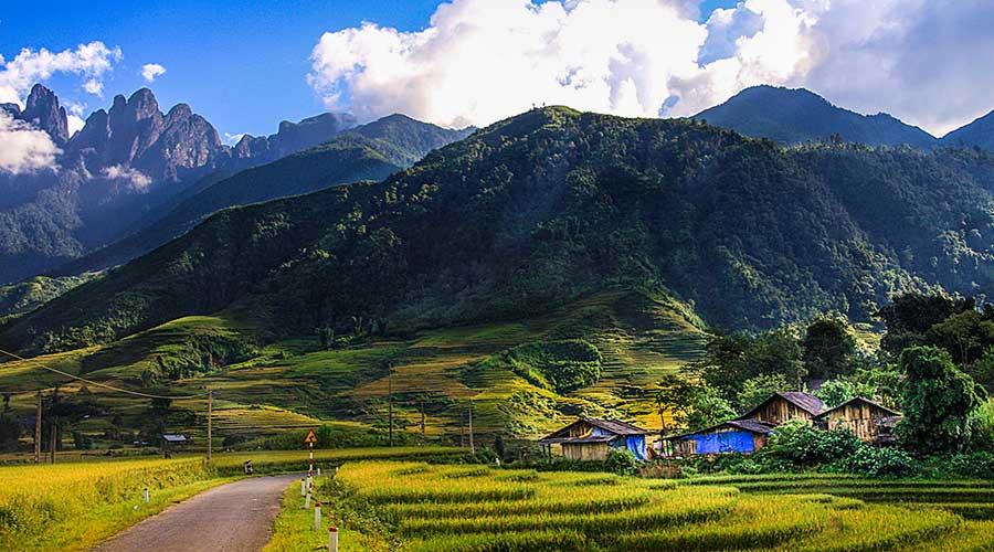 Sapa trekking around Ta Giang Phinh