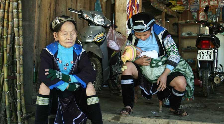 Ta Giang Phinh minority