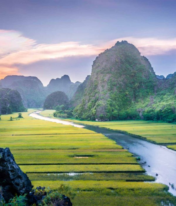 Tam Coc tour from Hanoi