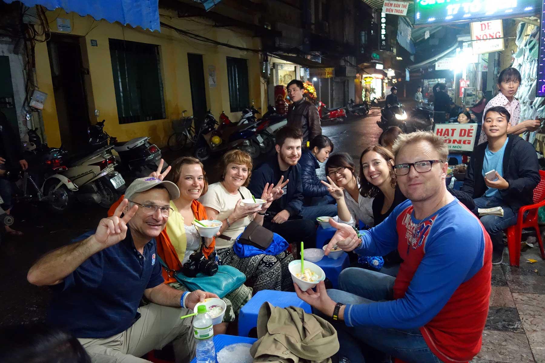Hanoi Old Quarter street food walking tour | TuraVietnam