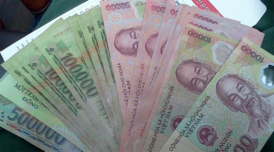 Vietnam money: currency, exchanging money & withdrawal