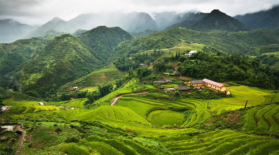 Cat Cat village tour from Sapa