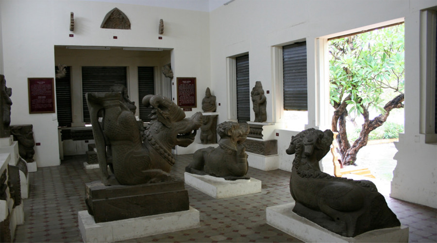 visit Cham Museum in half day tour Hoi An
