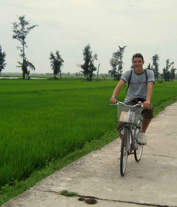 Hoi An biking and cooking class