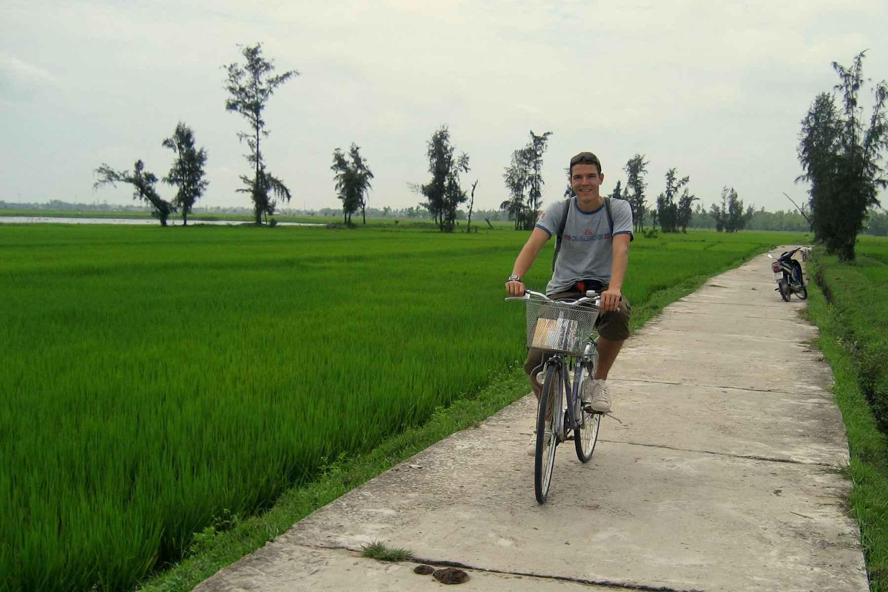 Hoi An biking and cooking class