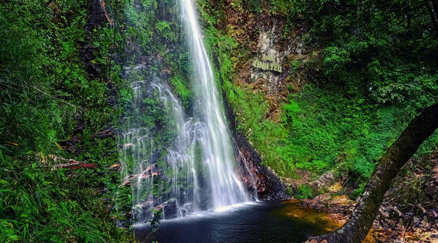 Love waterfall motorbike tour from Sapa
