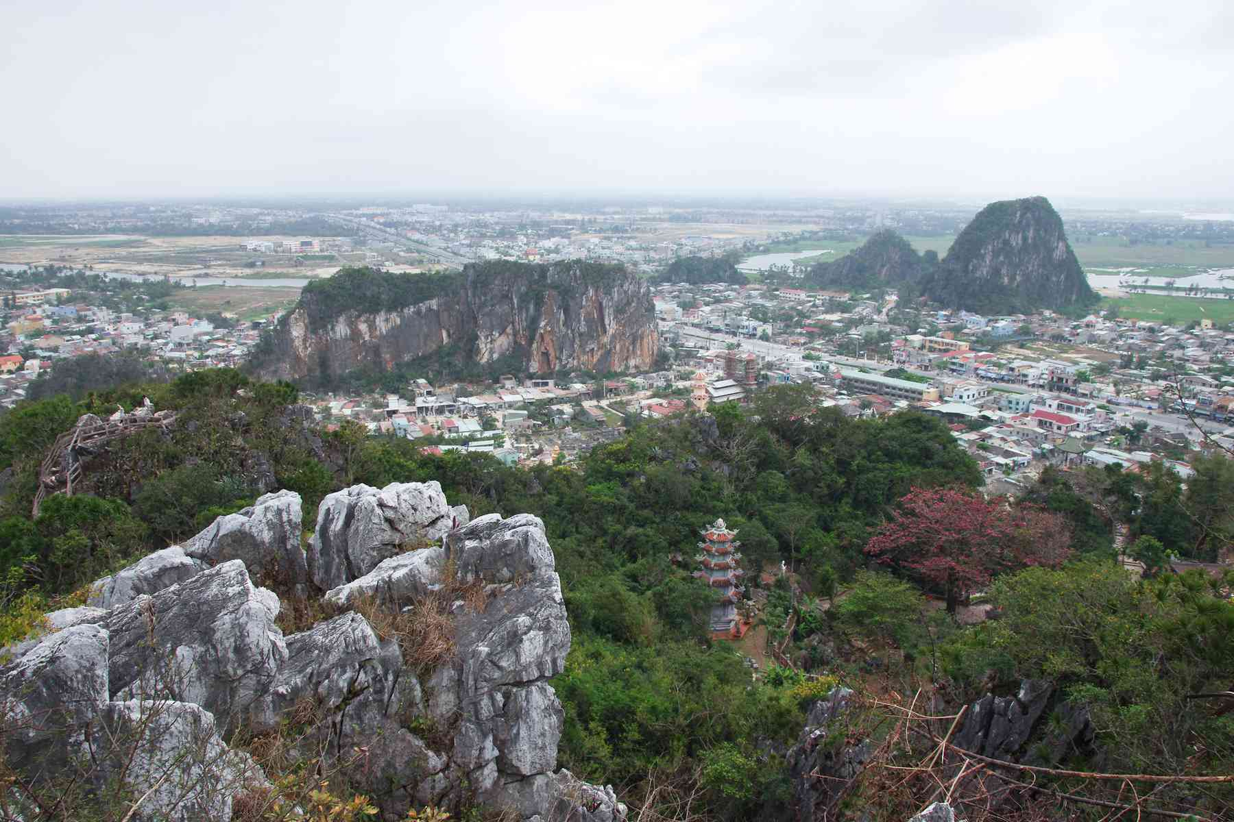 Marble Mountains tour from Hoi An