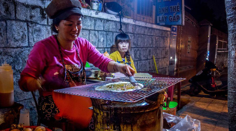 street food tour in Vietnam