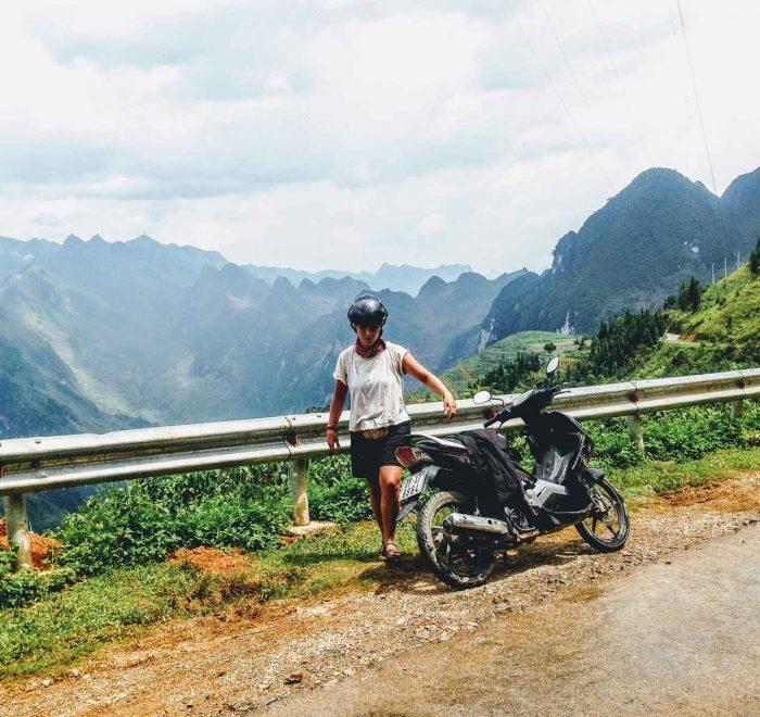 Ha Giang motorbike route
