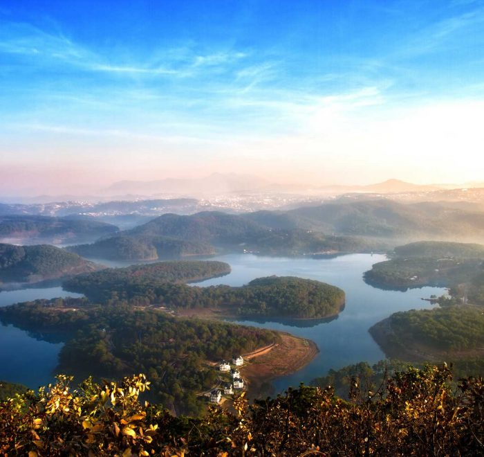 Pinhatt best viewpoint Dalat