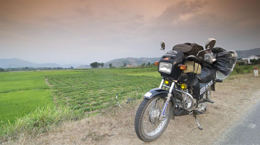 Vietnam Easy Rider