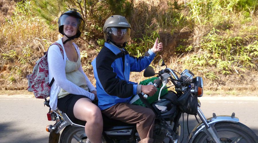 Vietnam easyrider