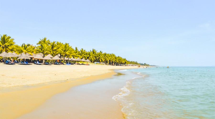 Cau Dai beach Hoi An